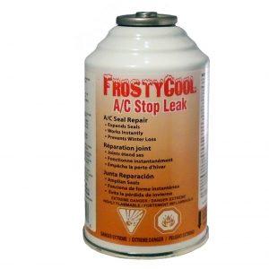 Canette de FrostyCool AC Stop Leak