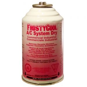 Canette de FrostyCool AC System Dry