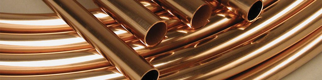 tubes en cuivre frigorifique