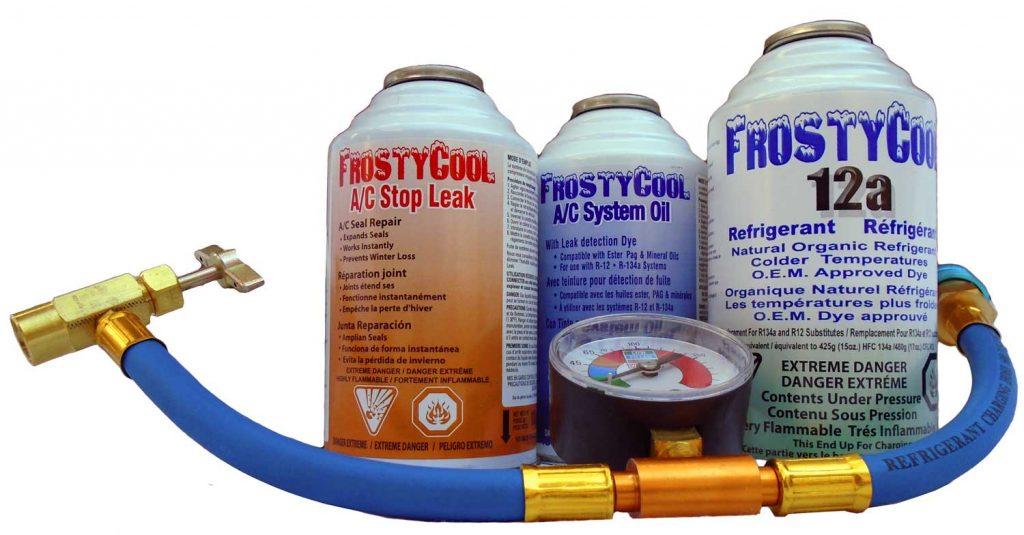 les produits System Sealer Stop Leak System Dry de Frostycool