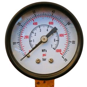 manometre pompe a epreuve ZRD50