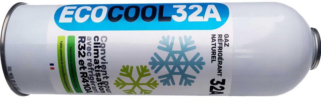 bouteille gaz Ecocool 32A